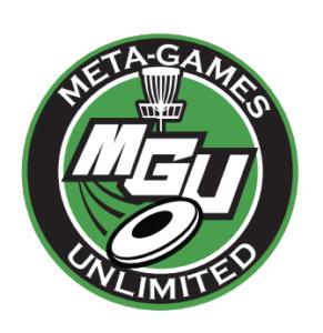 Meta Games Disc Golf